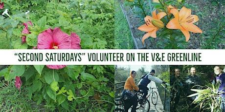 """Second Saturday"" on the V&E Greenline tickets"