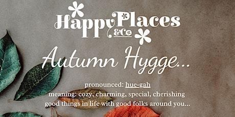 Autumn Hygge ~ Hue Gah tickets