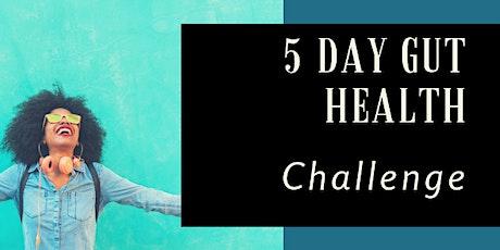 5-Day Gut Health Challenge tickets