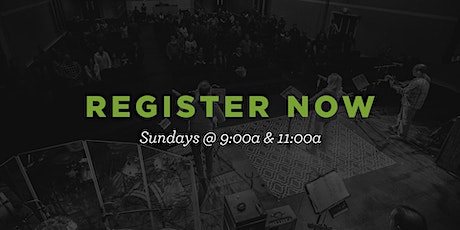 9:00 AM Worship Gathering   Sunday, March 7th tickets