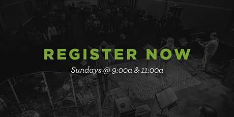 11:00 AM Worship Gathering   Sunday, March 7th tickets