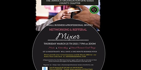 Small Business and Professional Services Referral and Networking Mixer tickets