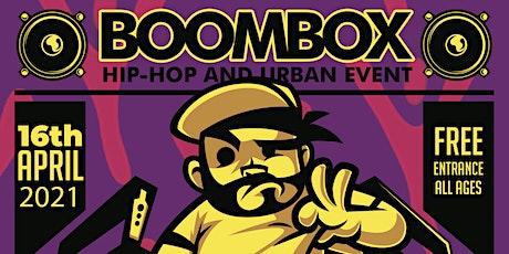Boombox 2021 tickets