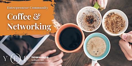 Entrepreneur Community Coffee & Networking tickets
