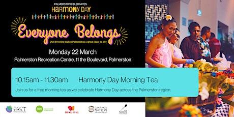 Palmerston Celebrates Harmony Day Morning Tea tickets