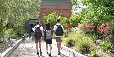 Killara High School Tour for Year 7 2022 Prospective Parents and Carers tickets