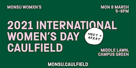 2021 International Women's Day Caulfield Meet + Greet tickets