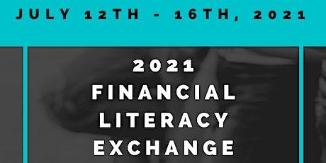 2021 Financial Literacy Exchange tickets