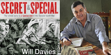 Author Talk: Secret and Special, the untold story of Z Special Unit in WWII tickets