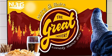 NUTS & Bolts 2021 - The Great Indoors tickets