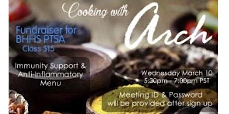 Vegetarian Indian Virtual Cooking Class tickets