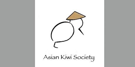 Asian Kiwi Society Welcome BBQ tickets