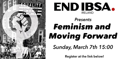 Feminism and Moving Forward tickets