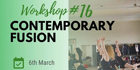 OHDC Workshop 16: Contemporary Fusion tickets
