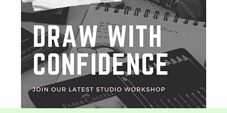 Draw with Confidence Workshop tickets