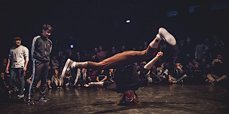 School Holiday Program: Hiphop and Breakin' with BBoy Scroll tickets