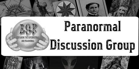 Paranormal Discussion Group tickets