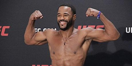 UFC HALL OF FAMER RASHAD EVANS SEMINAR tickets
