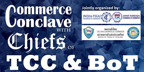 Commerce Conclave with Chiefs of TCC & BOT tickets