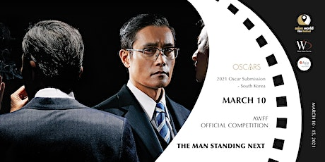 AWFF - The Man Standing Next (3/10) - Official Competition tickets