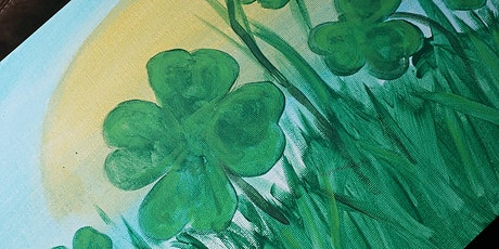 Free Virtual Painting Class - Clovers tickets