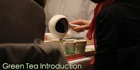 Green Tea Introduction tickets