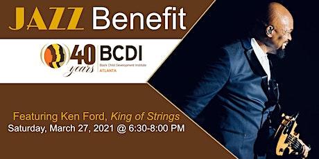 BCDI-Atlanta's 40th Anniversary Jazz Benefit tickets