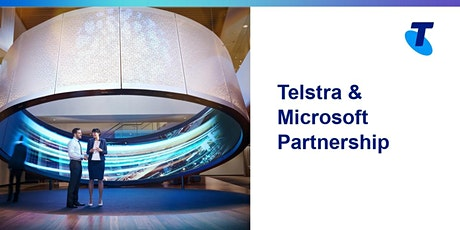 Telstra and Microsoft: Bringing Together The Best of Both Worlds tickets