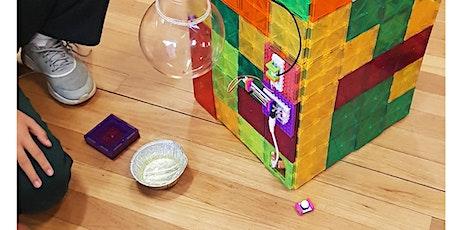 Hello Holidays: Junior Inventors tickets