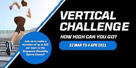 Vertical Challenge 2021 tickets