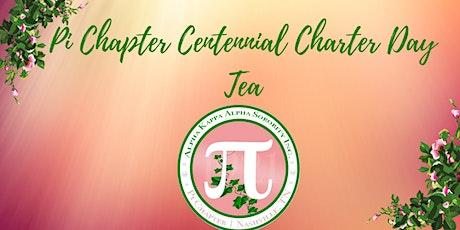 Pi Chapter Centennial Charter Day Tea tickets