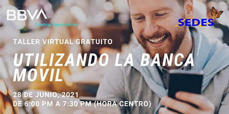 Utilizando La Banca Móvil - Taller Virtual GRATIS boletos