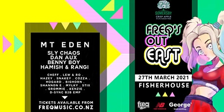 Somersby FREQS out EAST - Fantasy edition tickets