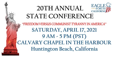 Eagle Forum California 20th Annual State Conference tickets