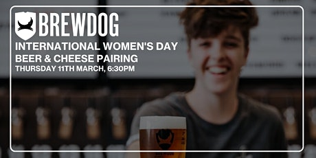 International Women's Day - Beer & Cheese Pairing tickets