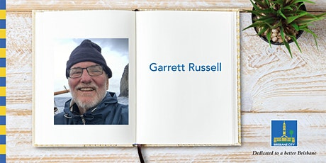 Meet Garrett Russell - Carindale Library tickets