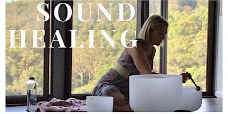 Sound Healing Event tickets