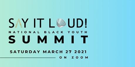 Say It Loud Canada Summit tickets