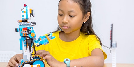 School Holiday Program: LEGO Robotics Workshop with Robogals tickets