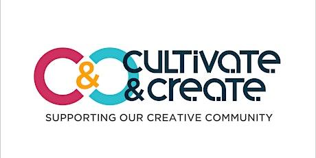 Cultivate & Create - Catch-up and Questions biglietti