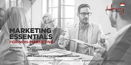 Marketing Essentials for Non-Marketing tickets