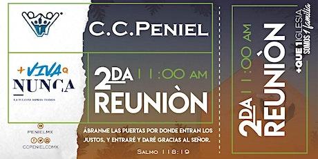 2da Reunión Peniel tickets
