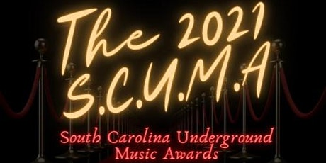 The 2021 South Carolina Underground Music Awards Tickets tickets