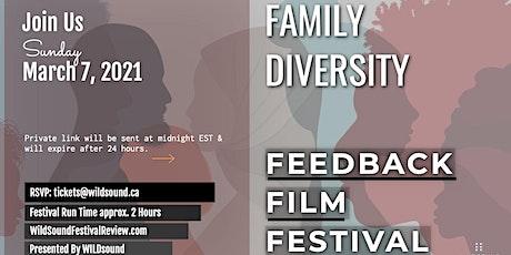 Family & Diversity Film Festival - March 7th (Stream all day) biglietti