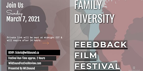 DIVERSITY Film Festival Showcase - Stream for FREE this Sunday March 7th tickets