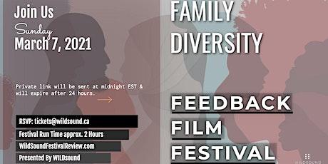 DIVERSITY Film Festival Showcase - Stream for FREE this Sunday March 7th biglietti