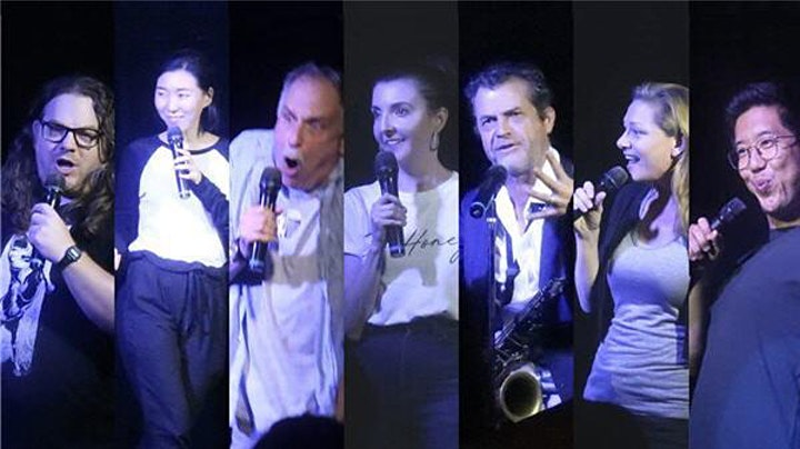 The 7 Comedians Show at Wyong image