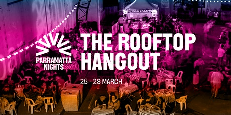 The Rooftop Hangout - Briggs - Saturday 27th March 2021 tickets