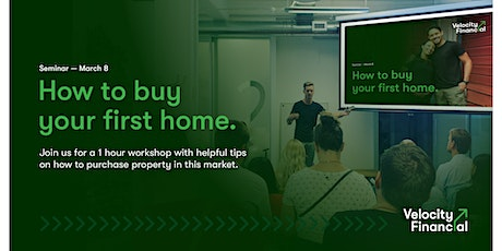 First Home Buyers Club - Free Seminar tickets