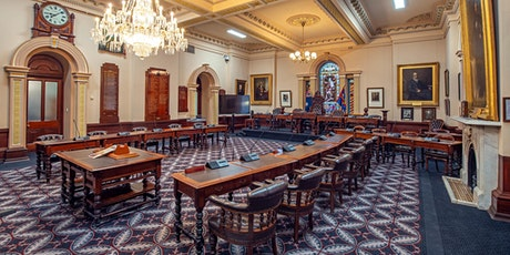 Adelaide Town Hall - Council Chamber Tour tickets